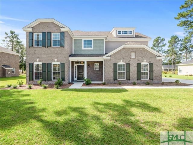 108 Timberland Circle, Richmond Hill, GA 31324 (MLS #197969) :: Coastal Savannah Homes