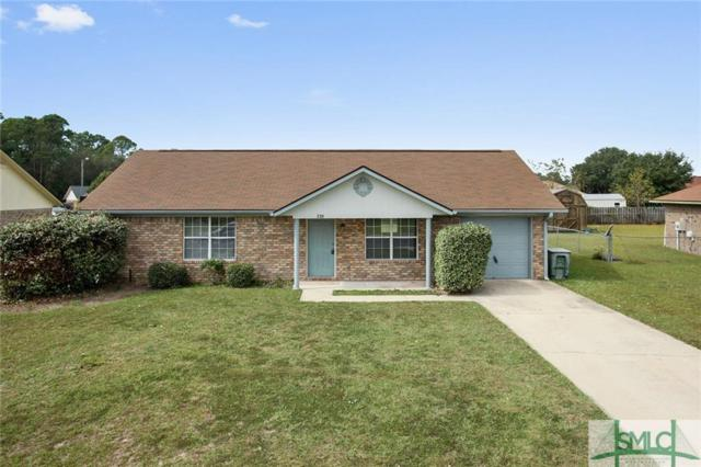 725 Cindy Lane, Hinesville, GA 31313 (MLS #197984) :: Heather Murphy Real Estate Group
