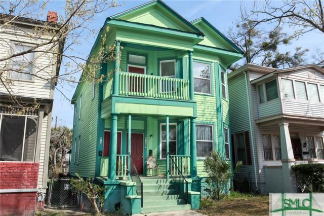 614 W 39th Street, Savannah, GA 31415 (MLS #197985) :: Karyn Thomas