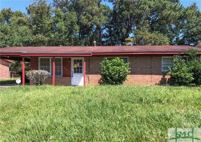 1532 Eleanor Street, Savannah, GA 31415 (MLS #198000) :: The Randy Bocook Real Estate Team