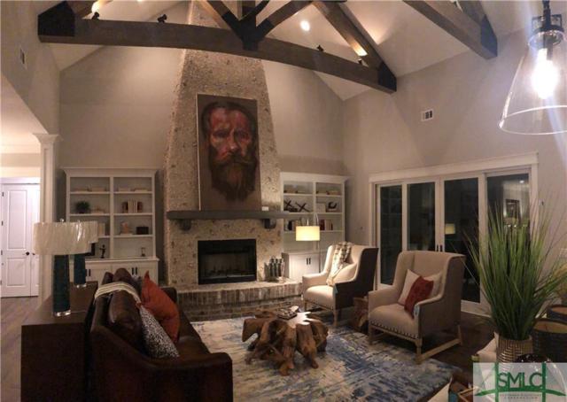 110 Wood Glen Retreat, Pooler, GA 31322 (MLS #198011) :: Coastal Savannah Homes