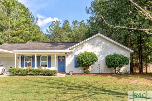 208 Willowbrook Lane, Springfield, GA 31329 (MLS #198045) :: The Arlow Real Estate Group