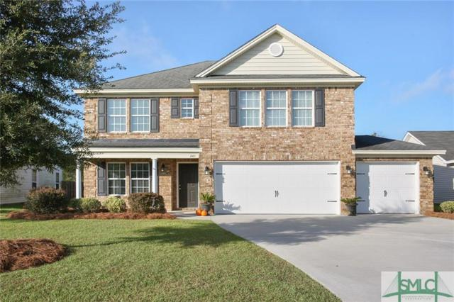 241 Harmony Boulevard, Pooler, GA 31322 (MLS #198049) :: The Randy Bocook Real Estate Team