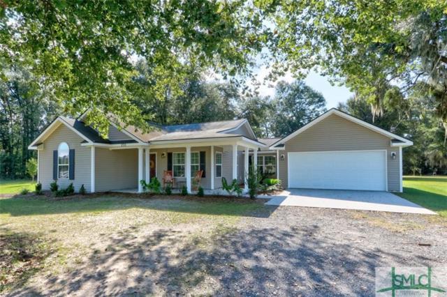 235 Old Louisville Road, Guyton, GA 31312 (MLS #198063) :: Coastal Savannah Homes
