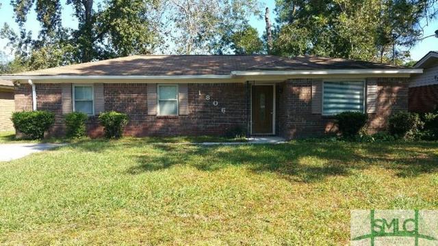 1806 Upson Street, Savannah, GA 31405 (MLS #198068) :: The Randy Bocook Real Estate Team