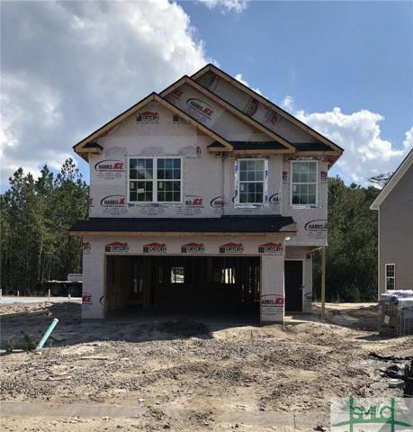 1215 Cypress Fall Circle, Hinesville, GA 31313 (MLS #198094) :: Coastal Savannah Homes