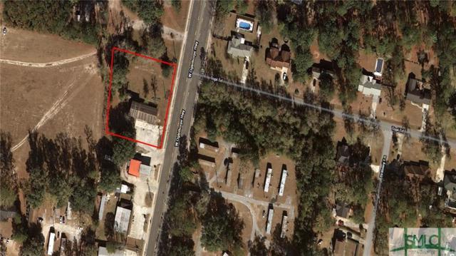 1413 W Oglethorpe Highway, Hinesville, GA 31313 (MLS #198100) :: Heather Murphy Real Estate Group