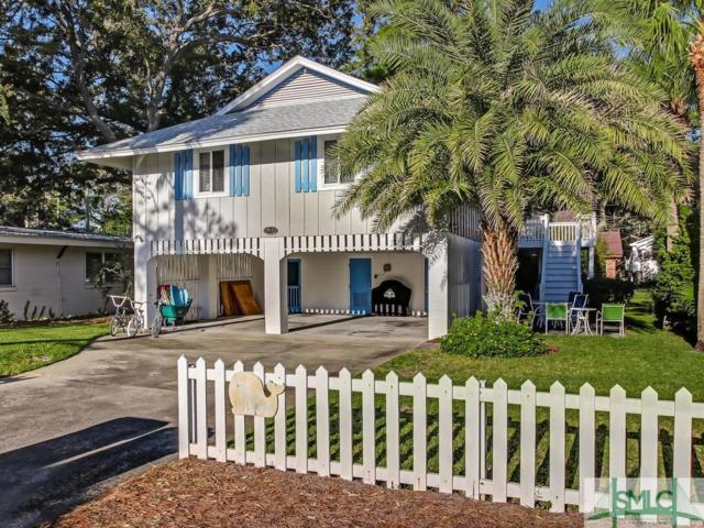 911 2nd Avenue, Tybee Island, GA 31328 (MLS #198104) :: The Randy Bocook Real Estate Team