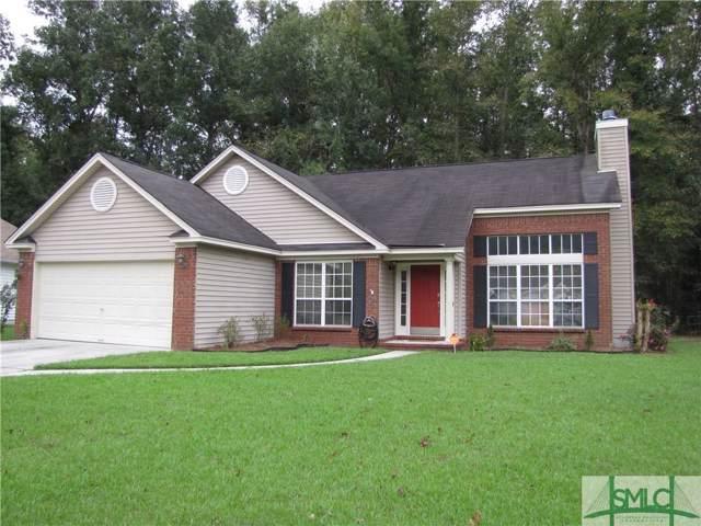 109 Cormorant Way, Savannah, GA 31419 (MLS #198111) :: The Randy Bocook Real Estate Team