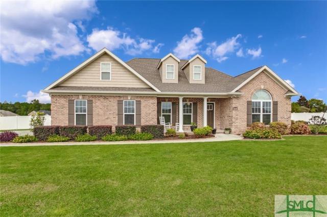 416 Wrigley Field Drive, Guyton, GA 31312 (MLS #198121) :: Heather Murphy Real Estate Group