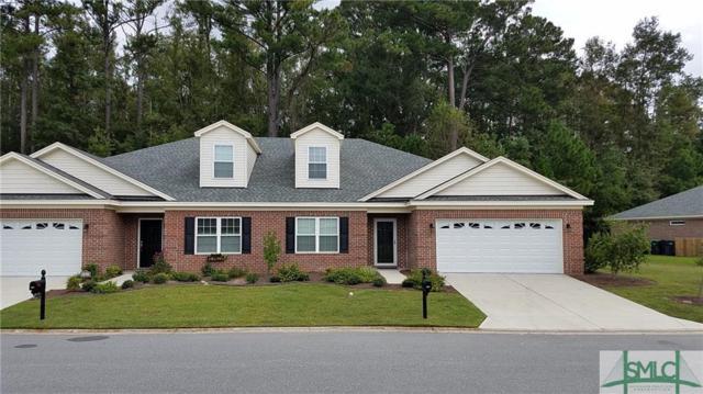130 Wild Heron Villas Road, Savannah, GA 31419 (MLS #198132) :: The Randy Bocook Real Estate Team