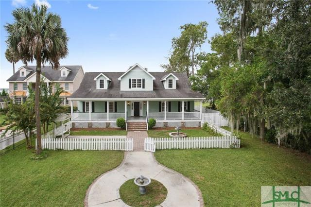 850 Wilmington Island Road, Savannah, GA 31410 (MLS #198138) :: The Randy Bocook Real Estate Team
