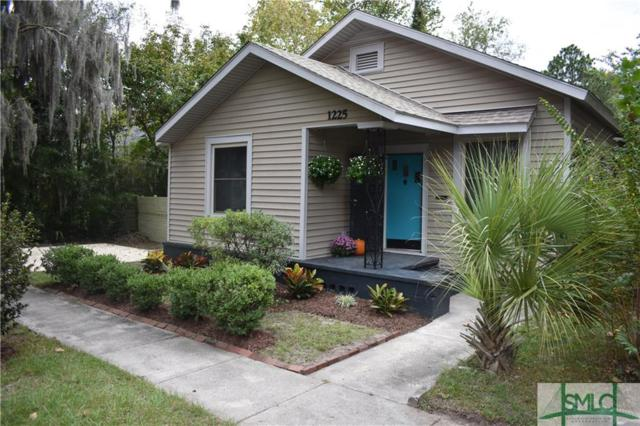 1225 E 33rd Street, Savannah, GA 31404 (MLS #198149) :: The Randy Bocook Real Estate Team