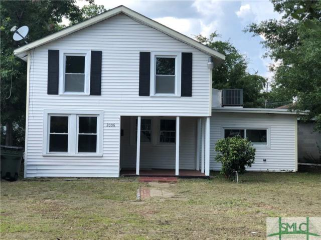 2006 Texas Avenue, Savannah, GA 31404 (MLS #198164) :: The Randy Bocook Real Estate Team
