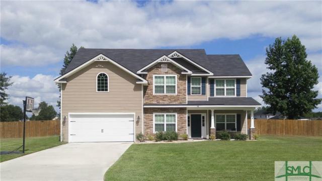118 Pecan Drive NE, Ludowici, GA 31316 (MLS #198166) :: The Randy Bocook Real Estate Team
