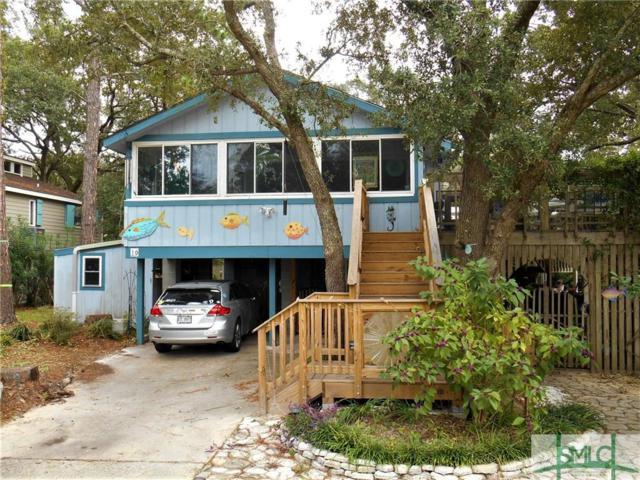 10 Carpenter Road, Tybee Island, GA 31328 (MLS #198175) :: The Randy Bocook Real Estate Team