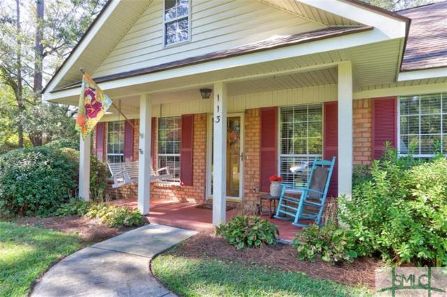 113 Crystal Drive, Rincon, GA 31326 (MLS #198187) :: The Randy Bocook Real Estate Team