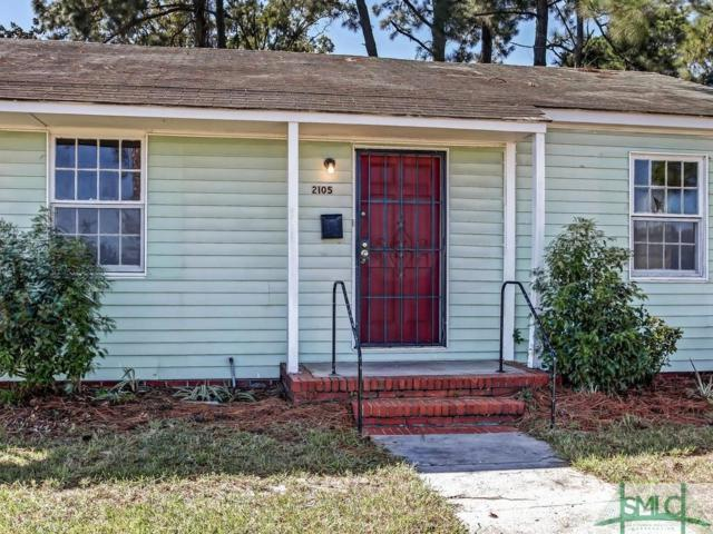 2105 Beech Street, Savannah, GA 31404 (MLS #198203) :: Heather Murphy Real Estate Group