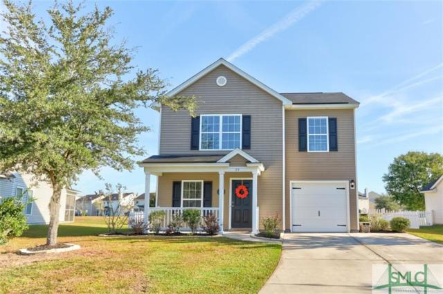 33 Cottingham Way, Pooler, GA 31322 (MLS #198205) :: McIntosh Realty Team