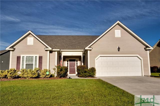 80 Station Loop, Bluffton, SC 29909 (MLS #198220) :: Coastal Savannah Homes
