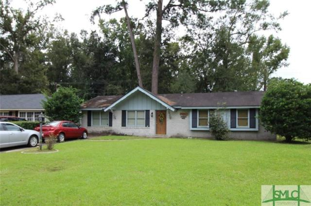 205 Van Nuys Boulevard, Savannah, GA 31419 (MLS #198222) :: The Robin Boaen Group