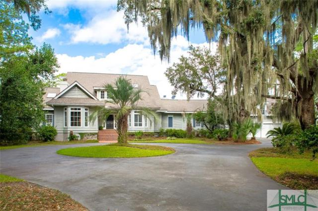 4 Seafarers Circle, Savannah, GA 31411 (MLS #198253) :: The Randy Bocook Real Estate Team