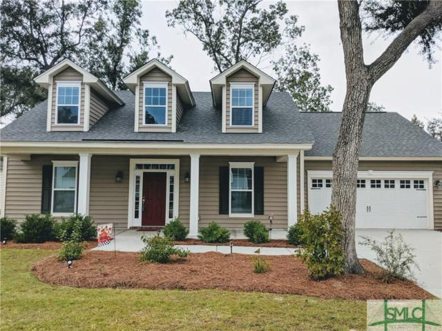 17 Oakhaven Lane, Savannah, GA 31419 (MLS #198259) :: The Randy Bocook Real Estate Team