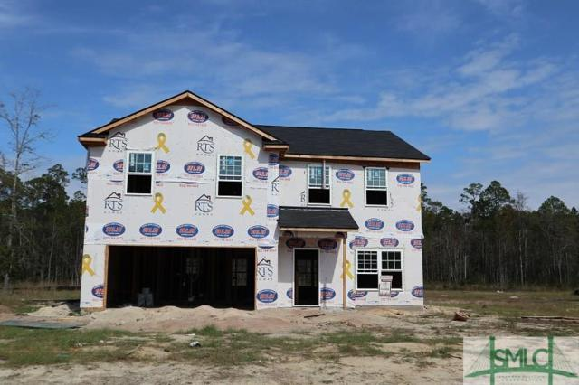 493 Archie Way NE, Ludowici, GA 31316 (MLS #198261) :: Coastal Savannah Homes