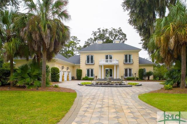 9 Cedar Marsh Retreat, Savannah, GA 31411 (MLS #198333) :: The Randy Bocook Real Estate Team