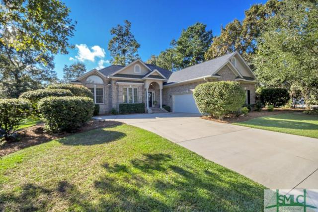 4 Pinebrook Court, Savannah, GA 31405 (MLS #198359) :: Coastal Savannah Homes