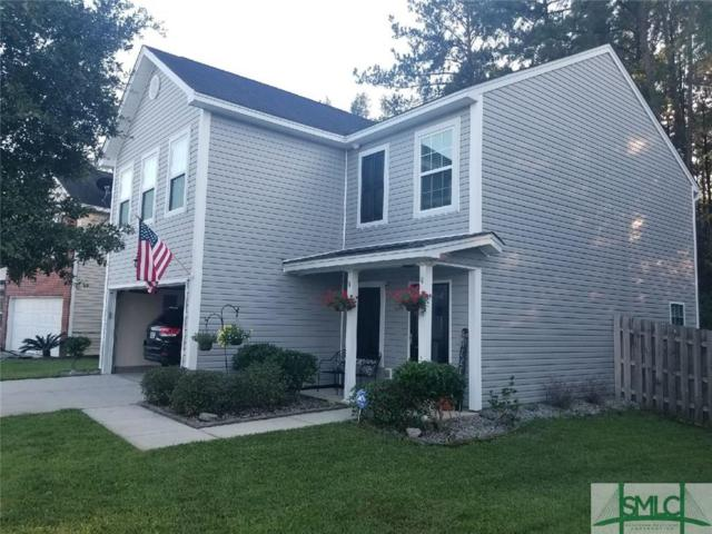 17 Lake Shore Boulevard, Port Wentworth, GA 31407 (MLS #198367) :: The Randy Bocook Real Estate Team