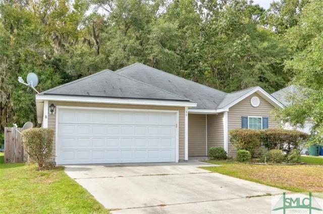 59 Corsair Circle, Port Wentworth, GA 31407 (MLS #198387) :: Teresa Cowart Team