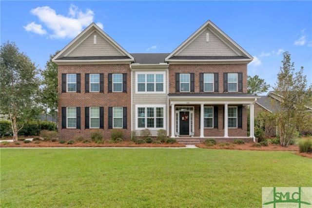 125 Sutton Lane, Pooler, GA 31322 (MLS #198388) :: Coastal Savannah Homes