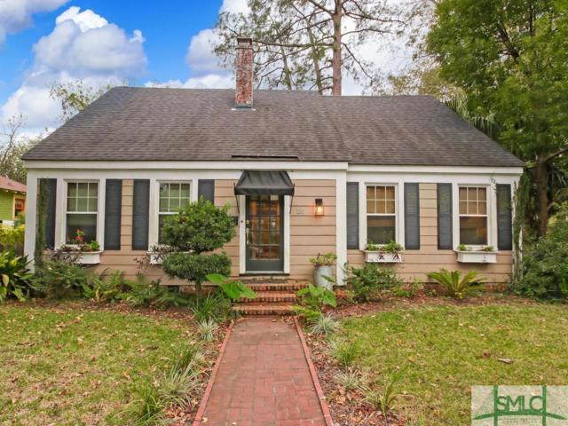 1205 E 51st Street, Savannah, GA 31404 (MLS #198416) :: Karyn Thomas