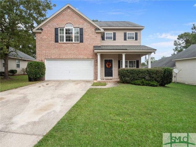 40 Dunnoman Drive, Savannah, GA 31419 (MLS #198476) :: Keller Williams Realty-CAP