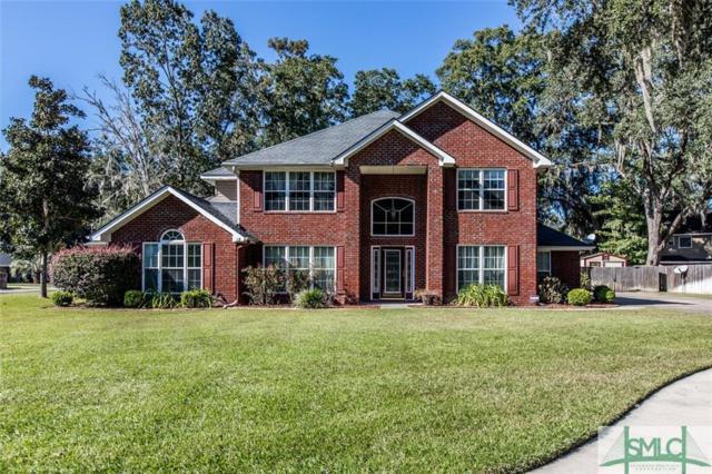12 Lambert Court, Midway, GA 31320 (MLS #198506) :: Coastal Savannah Homes