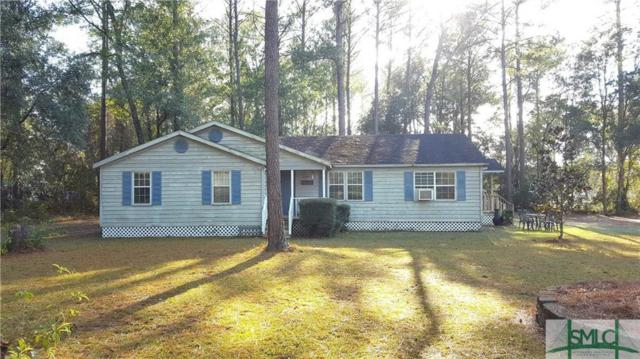 4990 Wilma Edwards Road, Black Creek, GA 31308 (MLS #198518) :: Karyn Thomas