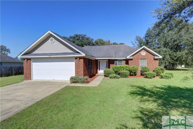 173 River Bend Drive, Midway, GA 31320 (MLS #198563) :: The Sheila Doney Team