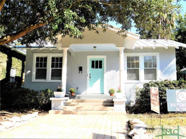 724 E 48th Street, Savannah, GA 31405 (MLS #198574) :: Coastal Savannah Homes