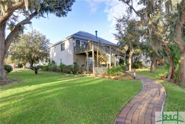 131 Runner Road, Savannah, GA 31410 (MLS #198595) :: The Robin Boaen Group