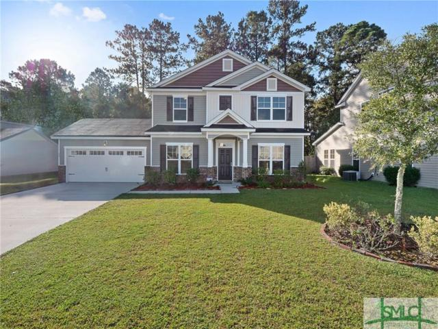 33 Crystal Lake Drive, Savannah, GA 31407 (MLS #198605) :: Keller Williams Realty-CAP