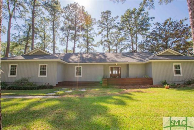 503 Herb River Drive, Savannah, GA 31406 (MLS #198606) :: The Arlow Real Estate Group