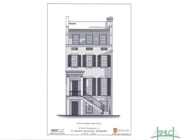 13 E Macon Street, Savannah, GA 31401 (MLS #198612) :: The Randy Bocook Real Estate Team