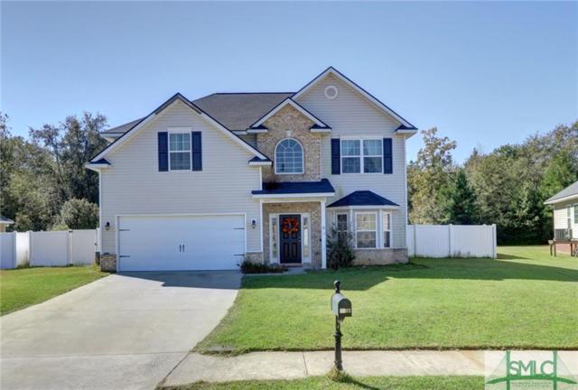 1245 Peacock Trail, Hinesville, GA 31313 (MLS #198624) :: The Randy Bocook Real Estate Team