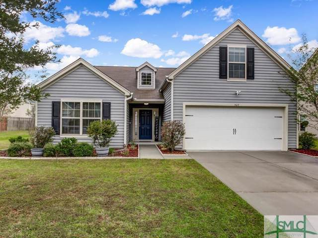 507 Stonebridge Circle, Savannah, GA 31419 (MLS #198628) :: McIntosh Realty Team