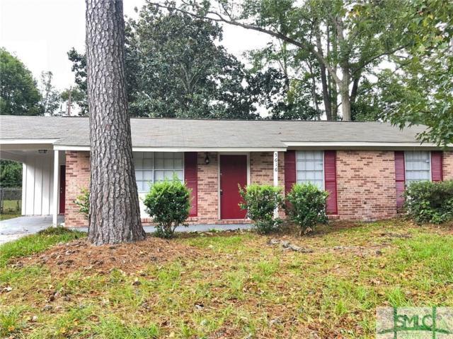 5616 Betty Drive, Savannah, GA 31406 (MLS #198675) :: The Arlow Real Estate Group