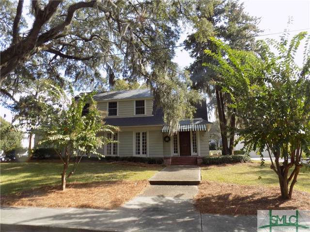 204 Edgewood Avenue, Savannah, GA 31404 (MLS #198702) :: Karyn Thomas