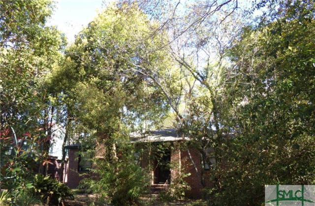 1418 E 55th Street, Savannah, GA 31404 (MLS #198715) :: Coastal Savannah Homes