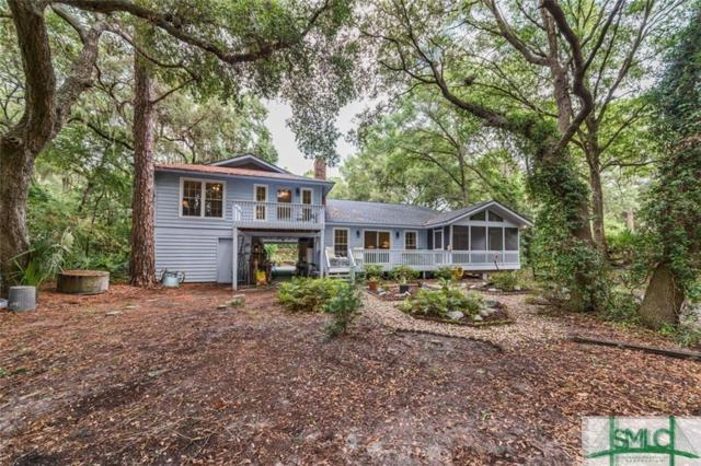 117 Catalina Drive, Tybee Island, GA 31328 (MLS #198744) :: Coastal Savannah Homes