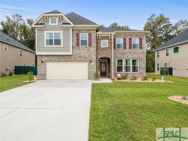 1400 Castleoak Drive, Richmond Hill, GA 31324 (MLS #198766) :: Keller Williams Realty-CAP